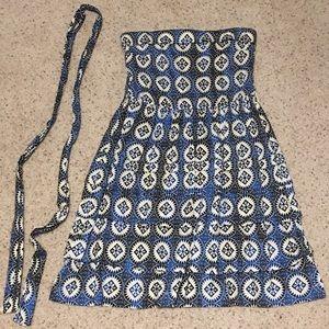 MANGO Suit cotton dress
